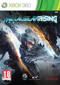 Metal Gear Rising: Revengeance (Xbox 360/X360)