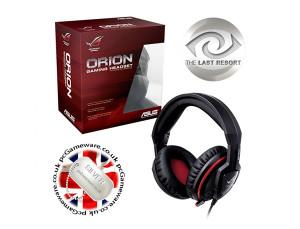 ASUS RoG ORION Gaming slušalice !!!
