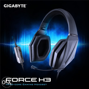 GIGABYTE Force H3 Gaming slušalice !!!
