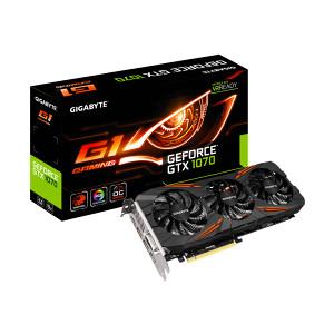 GIGABYTE GAMING G1 GTX1070 8 GB GDDR5