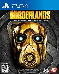 Borderlands Handsome Collection PS4 DIGITALNA IGRA