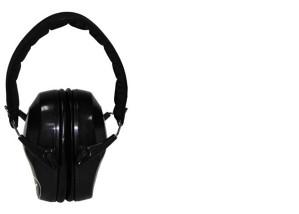 Antifon, Ear Protection, foldable, universal, black