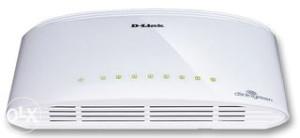 Switch D-Link DGS-1008D GIGABIT