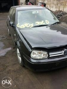 VW Golf 4 1.9 TDI-dijelovi limarije i mehanike