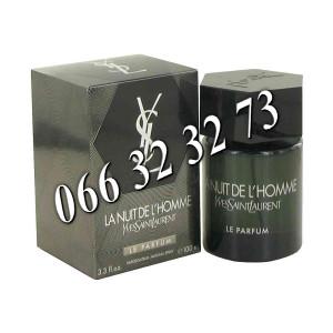 Yves Saint Laurent La Nuit De L Homme Le Parfum 100ml M 100 ml