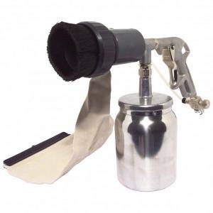 Pistolj za pjeskarenje sa skupljacem ELMAG