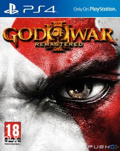 GOD OF WAR III PS4. DIGITALNA IGRA