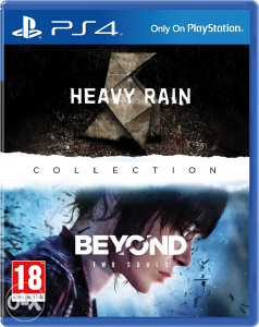 Heavy Rain and Beyond Collection PS4 DIGITALNA IGRA