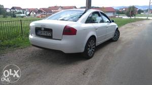 Audi a6 2.5 tdi tek registrovan