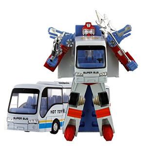 HIT! AKCIJA! Transformers bus robot, igračke