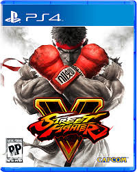 STREET FIGHTER PS4 PLAYSATION 4+ GRATIS HIT IGRE