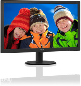 "Philips 24"" Full HD IPS LED monitor 240V5QDAB"