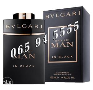 BVLGARI Man in Black EDP 100ml TESTER 100 ml