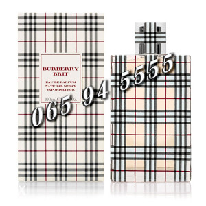 BURBERRY Brit EDP 100ml TESTER 100 ml