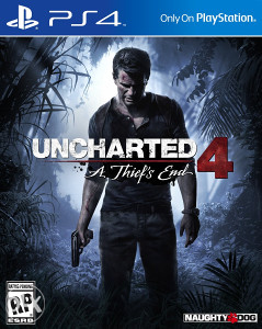 UNCHARTED 4 A Thief's End PS4+GRATIS HIT IGRE