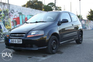 Chevrolet Kalos 1.2 Benzin-plin