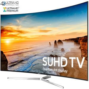 "SAMSUNG 4K 49KS9002 Zakrivljeni SUHD Smart 49"" TV"