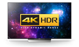 "Sony 4K 55"" Android UltraHD 55XD8505 Triluminos TV"