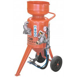 Masina za pjeskarenje ELMAG Modell CB 24-V2