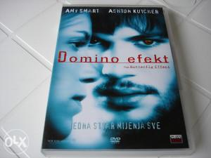 DVD ORIGINAL- DOMINO EFEKAT(S.F)