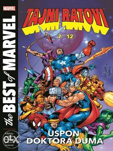 The best of Marvel 3 Tajni ratovi - Uspon doktora Duma