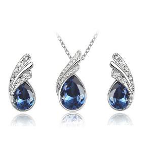 Ženska ogrlica sa naušnicama set nakita AKCIJA