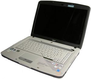Laptop u dijelovima Acer Aspire 5520