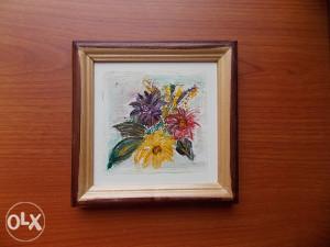 Minijatura Cvijeće 10x10