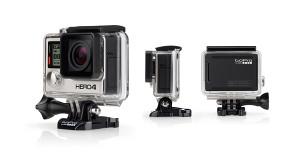 GoPro Hero 4 Silver Iznajmljivanje Oprema Izdavanje 4K
