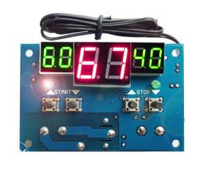 12V Digital -9C -99C Temperature Controller