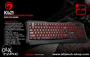 Tastatura Gaming MARVO K621