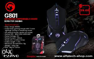 Mis Gaming MARVO G801