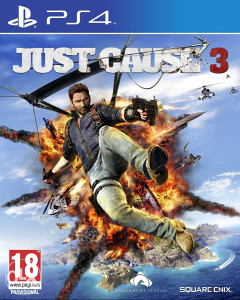 JUST CAUSE 3 PS4 PlayStation 4. DIGITALNA IGRA