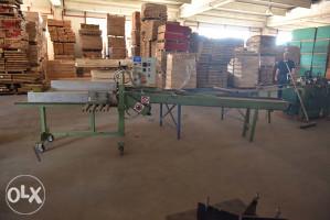 Tapet za transport drvenih elemenata