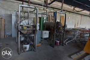 Pariona za parenje drvenih elemenata