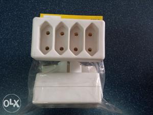 Utikač adapter 4x EURO