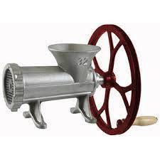 """Mašina za mljevenje mesa sa remenicom gusana 32"""""""