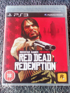 Ps 3 Red Dead Redemtion original