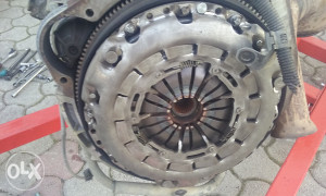 Mercedes zamajac korpa lamela