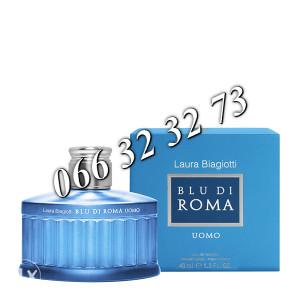 Laura Biagiotti Blu Di Roma Uomo 75ml ... M 75 ml