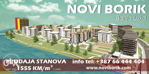 Prodaja useljivih i stanova u izgradnji, Banja Luka