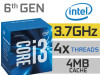 CPU LGA1151 Intel Core i3 6100, 3.7GHz BOX 14nm