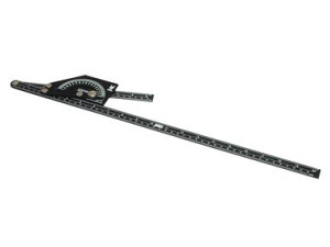 Uglomjer Kutomjer 500 mm od metala