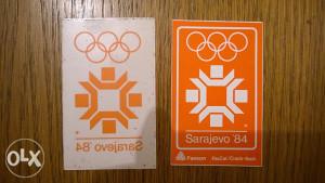 Olimpijski suvenir - Sarajevo 84