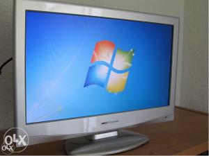 """LCD TV i monitor 22"""" HDMI"""