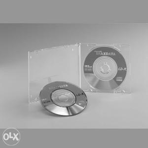 Traxdata CD-R 24min 8CM BOX 5 (4113)