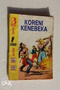 Komandant Mark - Koreni Kenebeka br. 820 (ZS)