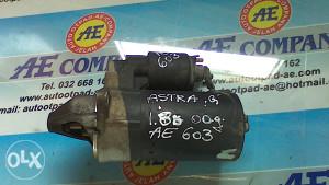 Anlaser Alnaser Astra G 1.8 B 00g 0001107077 AE 603