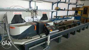 Mašine za izradu PVC i ALU stolarije