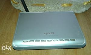 ZyXEL wi-fi ruter